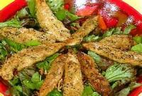 Pasta And Pastasauces - Sesame Chicken Pasta Salad