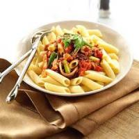 Pasta And Pastasauces - Penne Puttanesca