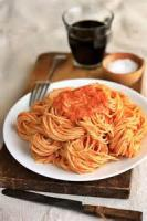 Pasta And Pastasauces - Pasta -  Pink Vodka Cream Sauce For Pasta