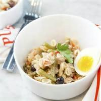 Pasta And Pastasauces - Fruit Bow-tie Pasta Salad