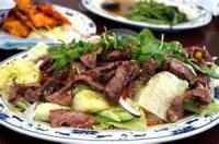 Salads And Dressings - Beef -  Lao Beef Salad