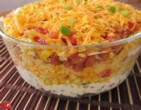 Salads And Dressings - Cornbread Salad