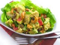 Salads And Dressings - Curry Chicken Salad
