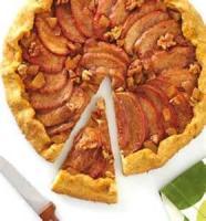 Pastries - Apple Walnut Galette