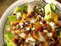 Salads And Dressings - Chicken And Pecan Salad
