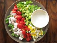 Salads And Dressings - Chicken -  Cobb Salad By Joy