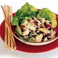 Salads And Dressings - Mediterranean Orzo And Chicken Salad