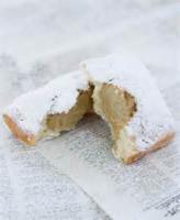 Pastries - Beignets -  Custard Filled Beignets