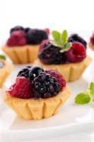Pastries - Easy Fruit Shells