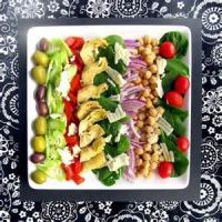Salads And Dressings - Antipasto -  Antipasto Platter