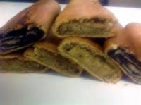 Pastries - Nut And Poppyseed Rolls