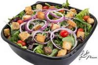 Salads And Dressings - Chicken -  Hawaiian Tossed Salad