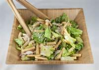 Salads And Dressings - Oriental Chicken Pasta Salad