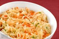 Salads And Dressings - Shredded Carrot Salad