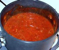 Pasta And Pastasauces - Soup -  Thick Spaghetti Soup