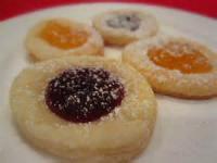 Pastries - Kolachy (slovakian Jellied Pastries)