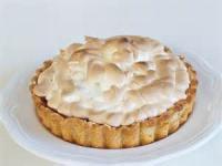 Pastries - Tart -  Chestnut Meringue Tart