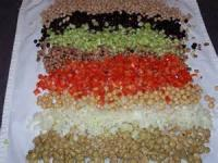 Salads And Dressings - Bean -  Dried Lima Bean Salad