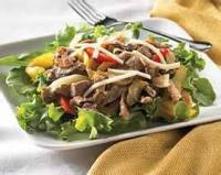 Salads And Dressings - Beef -  Philly Cheese Steak Salad