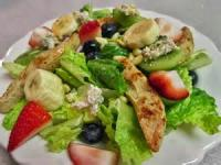 Salads And Dressings - Chicken -  Chicken-fruit Salad
