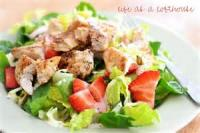 Salads And Dressings - Chicken -  Holiday Chicken Salad