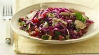 Salads And Dressings - Toasted Pita Bread With Vegetables And Herbs (fattoush)