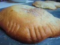 Pastries - Empanadas -  Cinnamon-pumpkin Empanadas