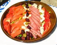 Salads And Dressings - Bean -  Savory String Bean Salad