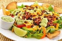 Salads And Dressings - Beef -  Taco Salad