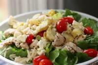 Salads And Dressings - Chicken -  Chicken Salad Pie