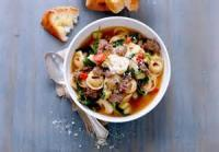 Pasta And Pastasauces - Tortellini Soup