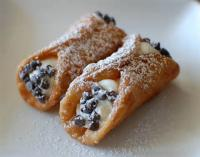 Pastries - Cannoli -  Homemade Cannoli Shells