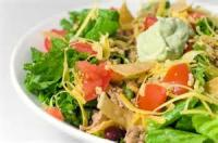Salads And Dressings - Taco Salad