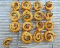Pastries - Pepperoni Pinwheels