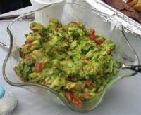 Salads And Dressings - Avocado -  Chunky Guacamole