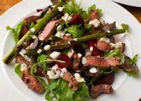 Salads And Dressings - Beef And Horseradish Salad