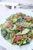 Salads And Dressings - Mixed Caesar Salad