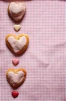 Pastries - Coeurs A La Creme