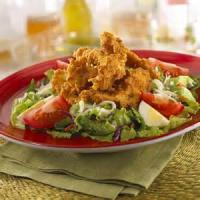 Salads And Dressings - Cajun Chicken Salad With Green Grapes
