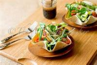 Salads And Dressings - Chinese Chicken Salad By Mimi