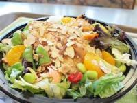 Salads And Dressings - Low-fat Asian Chicken Salad