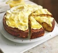 Pastries - Rhubarb -  Rhubarb Sponge Pie