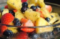 Salads And Dressings - Frozen Fruit Salad
