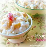 Salads And Dressings - Fruit -  Twenty-four Hour Salad