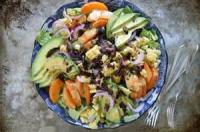 Salads And Dressings - Apricot Poppyseed Dressing