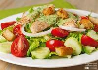 Salads And Dressings - Dressing -  Herbed Sour Cream Salad Dressing