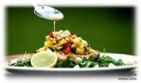 Salads And Dressings - Dressing -  Sweet Rum Fruit Salad