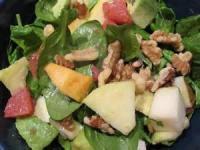 Salads And Dressings - Fruit -  Autumn Salad