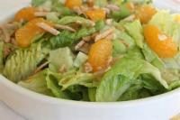 Salads And Dressings - Mandarin Orange Tossed Salad