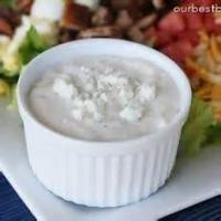 Salads And Dressings - Zesty Blue Cheese Dressing